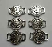 6pcs Tibetan silver  watch charms connector 25x17mm