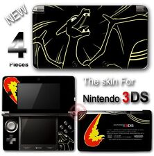 Charizard Cool Amazing New SKIN VINYL DECAL STICKER COVER for Nintendo 3DS