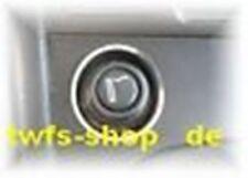 D BMW Z3  Chrom Ring für  Zigarettenanzünder  Edelstahl poliert