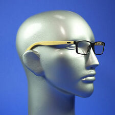 Reading Glasses Super Tech Multi Media Bamboo & Polished Polymer Frame +2.50