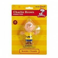 Charlie Brown Bendy Figure Peanuts