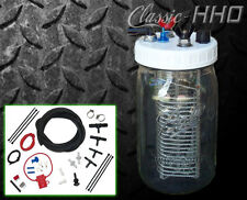 Classic-HHO 1-Cell HHO Generator Kit for Gas or Diesel Engine. Great Starter!