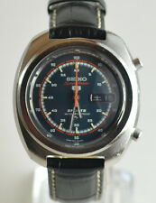 Vintage Mens Seiko 5 Speed-Timer Sports 7017-8000 Beautiful Condition JDM Kanji