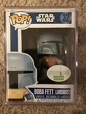 FUNKO POP! STAR WARS BOBA FETT DROIDS #32 SDCC 2013 LE 480 w/Pop Stack Protector