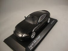 Minichamps  400130501 JAGUAR XK COUPE - 2005 - BLACK  1:43 suberb detail