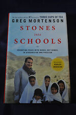 1ST Stones into Schools : Promoting Peace with Books, Not Bombs, in Afghanistan.