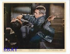 Steve McQueen Cincinnati Kid Vintage Color Card