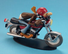 Moto Joe Bar Team René Denlabule Yamaha 250 RD  1/18 figurine