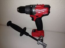 "New Milwaukee 2706-20 M18 FUEL 18-V w/ONE KEY Brushless 1/2"" Hammer Drill Driver"