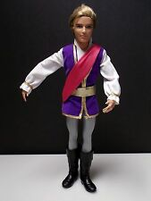 "2010 MATTEL PRINCE SIEGFRIED DOLL BARBIE IN THE PINK SHOES 12"" PRINCE SIEGFRIED"