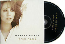 MARIAH CAREY CD Open Arms / Vision Of Love LIVE Card Slip -In Slv. AUSTRIAN UNPL