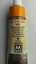 84 Colours Range Oil Paint - Any 1 Maestro Pan Professional Artist 45ml