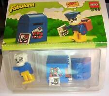 NEW Lego FABULAND Post Office 3786 BUZZY BULLDOG the POSTMAN