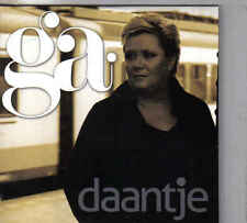 Daantje-Ga cd single