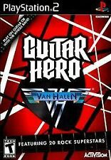 Guitar Hero: Van Halen (Sony PlayStation 2, 2009) PS2 NEW