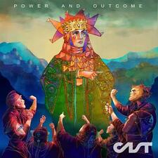 CAST - Power And Outcome DIGIPAK CD SEALED 2017 PROG ROCK LEGENDS