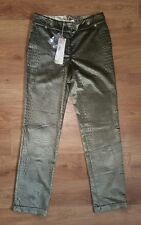 Nice womens trousers from Roberto Cavalli Size 10UK/W30/L31.5/32. BNWT. RPP €498