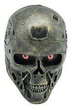 Paintball CS Airsoft Full Protection T800 Terminator Mask Cospaly Halloween