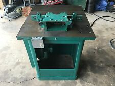 Grizzly 3 Hp Shaper