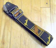 1970s Fender USA Guitar Strap For Electric, Bass, Stratocaster, Telecaster CBS