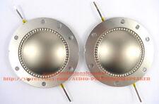 2pcs Peavey 22XT 22XT+ 22A RX22 Diaphragm for SP2 SP4 SP-4X ,Flat wire