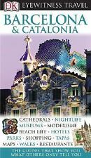 Barcelona & Catalonia (Eyewitness Travel Guides) Gallagher, Mary-Ann, Inman, Ni