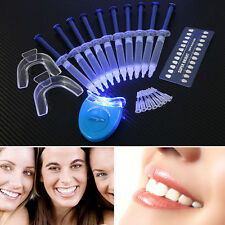 Teeth Whitening 44% Peroxide Dental Bleaching System Oral Gel Kit Tooth White