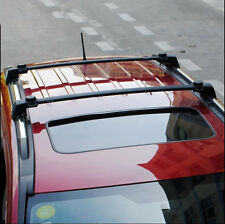 Jeep Compass 2011-2016 Roof Rack Cross Bars Black