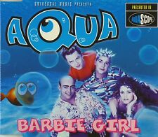 Maxi CD - Aqua - Barbie Girl - #A2409