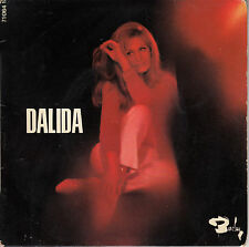 45TRS VINYL 7''/ RARE FRENCH EP BARCLAY DALIDA /PETIT HOMME + COMPO GAINSBOURG