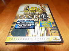 PRIDE OF THE YANKEES GARY COOPER TERESA WRIGHT BABE RUTH Lou Gehrig MGM DVD NEW