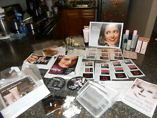 Mary Kay consultant's lot-skincare, samples, advertising, packaging, applicators