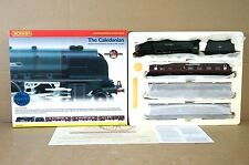 HORNBY R2112 The CALEDONIAN TRAIN PACK BR DUCHESS LOCO 46237 CITY of BRISTOL nh