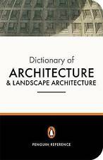 The Penguin Dictionary of Architecture and Landscape Architecture:-ExLibrary