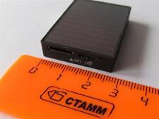 Audio Recorder Edic-mini Tiny16+ S78 4GB  VAS VOX system Two Solar Black BoX