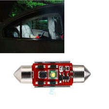 1PC 5W 36mm 12V White CANBUS LED CREE Light Bulbs Car Interior Dome