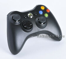 Microsoft Xbox 360 & PC 2.4GHz Wireless Remote Controller Game Pad Gamepad BLACK