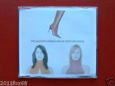 paola e chiara paolaechiara vamos a bailar raro CD singolo 2000 Fuori Catalogo