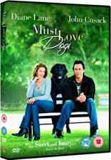 Diane Lane, John Cusack-Must Love Dogs  DVD NEW