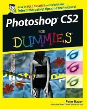 Photoshop CS2 for Dummies by Peter Bauer (2005, Paperback)