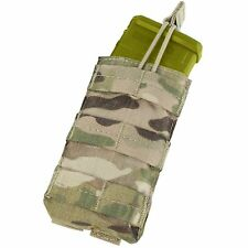 Condor MA18 Single Open-Top 5.56mm MOLLE Hunting Magazine Pouch Multicam