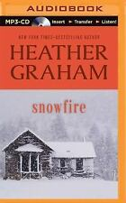 Snowfire by Heather Graham (2015, MP3 CD, Unabridged)