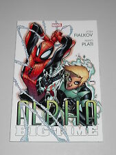 ALPHA BIG TIME MARVEL JOSH FIALKOV NUNO PLATI SPIDERMAN 9780785183877