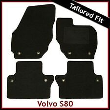 Volvo S80 Manual Tailored Fitted Carpet Car Mat (2006 2007 2008 2009 2010 2011)