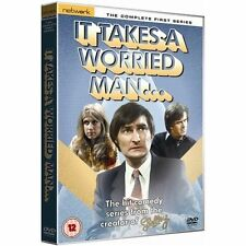 IT TAKES A WORRIED MAN the complete first series 1. New sealed DVD.