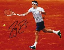 ROGER FEDERER #1 REPRINT AUTOGRAPHED SIGNED PICTURE PHOTO COLLECTIBLE TENNIS RP