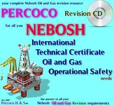 Nebosh International Technical Certificate Oil and Gas - complete revision guide