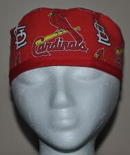 Men's MLB St. Louis Cardinals Scrub Cap/Hat  - One Size Fits Most