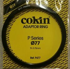 New Cokin Genuine P Adaptor Ring In 77mm Also Fits Kood Filter Holders