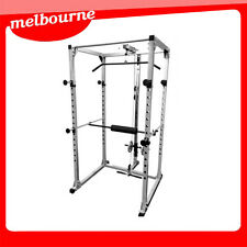 ***VIC Pick up*** Power Rack Squat Cage Stands with Lat Pulldown Home Gym